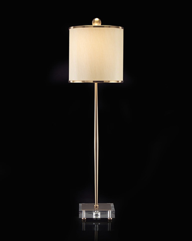 John Richard Collection - Metropolis Candlestick Table Lamp - JRL-8865