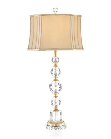 John Richard Collection - Briolette Crystal Table Lamp - JRL-8869