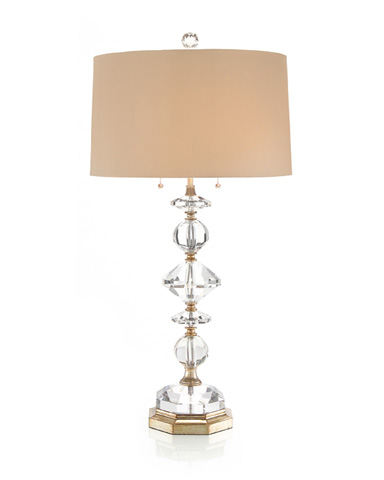 Image of Diamond Table Lamp