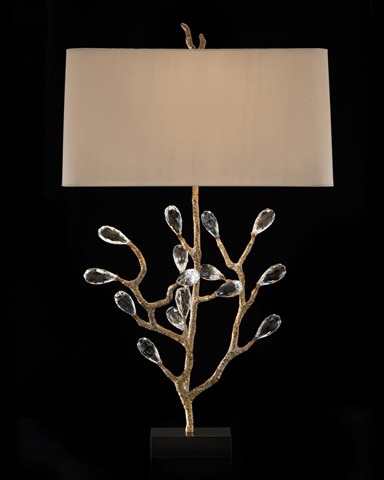 Image of Budding Crystal Lamp
