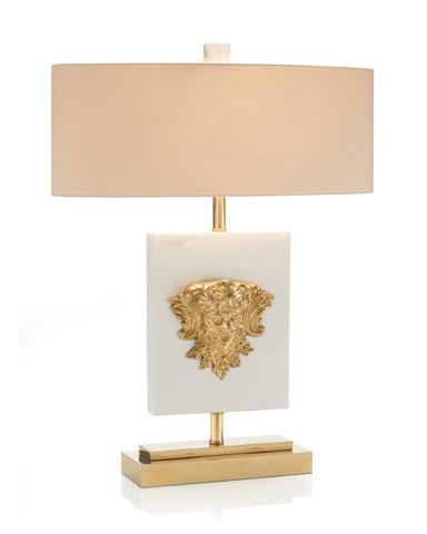 John Richard Collection - King Neptune Table Lamp - JRL-8982