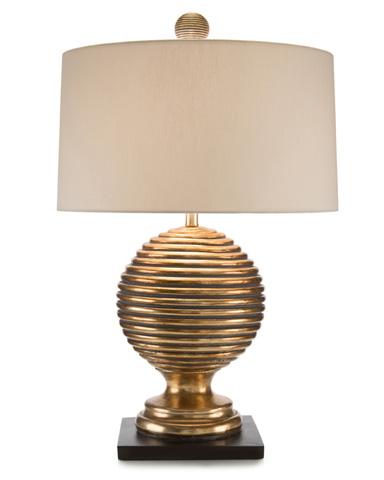 John Richard Collection - Golden Rings Table Lamp - JRL-9006