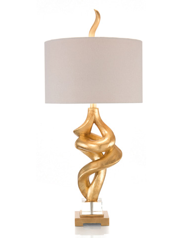 John Richard Collection - All Twisted Accent Lamp - JRL-9045