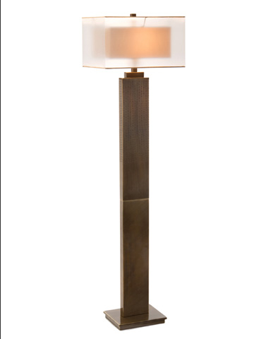 John Richard Collection - Zen Floor Lamp - JRL-9078