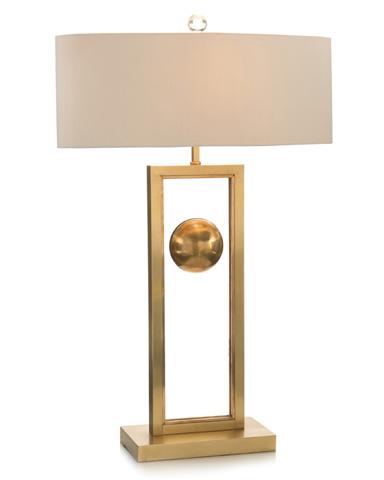John Richard Collection - Floating Orb Table Lamp - JRL-9091