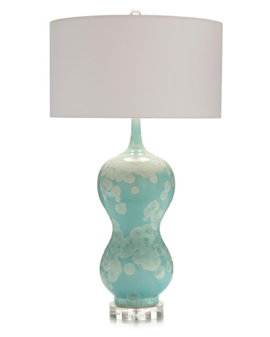 John Richard Collection - Anna Glaze Table Lamp - JRL-9139