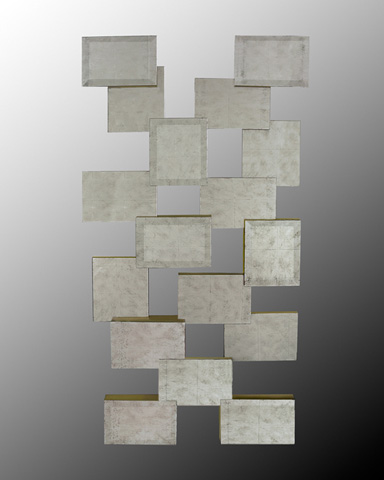 John Richard Collection - Checkerboard Mirror - JRM-0521