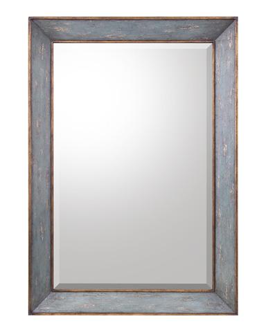 John Richard Collection - French Blue Mirror - JRM-0689
