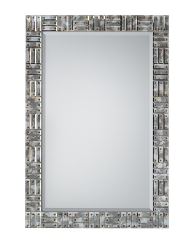 John Richard Collection - Multi Smoked Frame with Beveled Mirror - JRM-0734