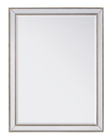 John Richard Collection - Silver Framed Beveled Mirror - JRM-0743