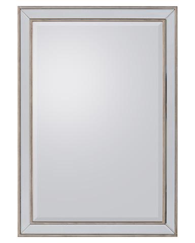 John Richard Collection - Silver Framed Beveled Mirror - JRM-0744