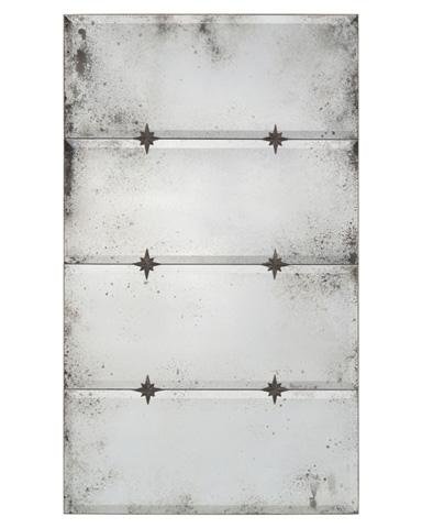 John Richard Collection - Tri Star Mirror - JRM-0755
