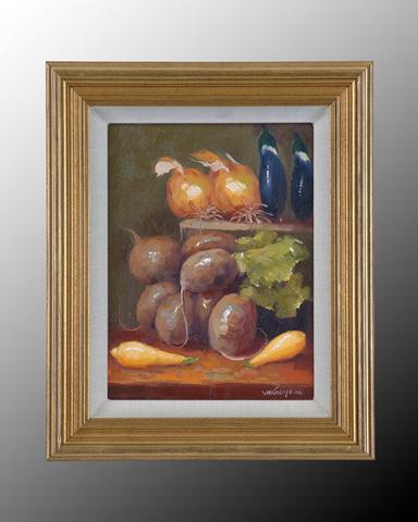 John Richard Collection - Wukuaizhang Turnip Eggplant - JRO-1871