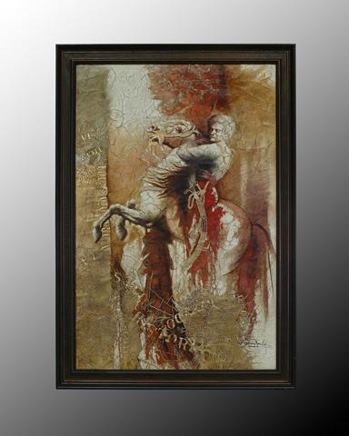 John Richard Collection - Fabian Greco Roman Horse - JRO-2014