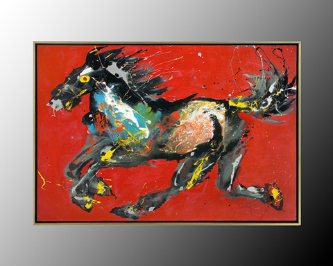 John Richard Collection - Leiming Horse - JRO-2421