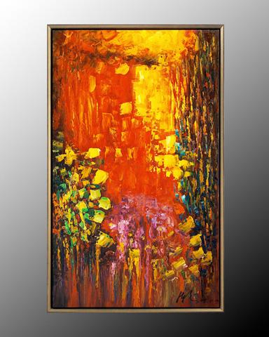 John Richard Collection - Chen Jin Mountain Flame - JRO-2446