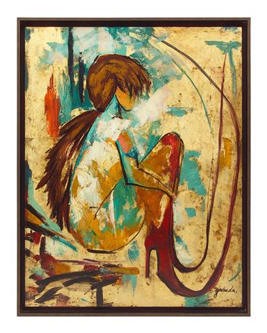 John Richard Collection - Garuda Water Sprite - JRO-2511
