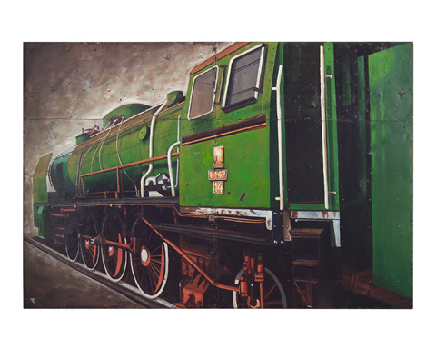John Richard Collection - Renaud Locomotive - JRO-2597
