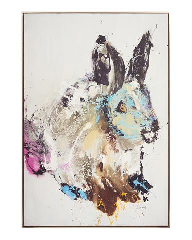 John Richard Collection - Leiming Snow Bunny - JRO-2605