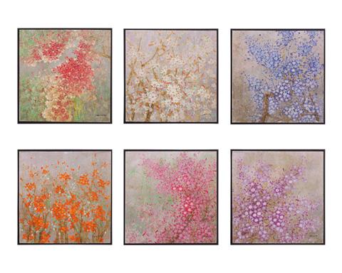 John Richard Collection - Teng Fei Blossom Cluster - JRO-2622S6