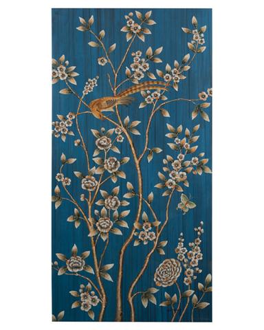 John Richard Collection - Wenqing's Aviary I - JRO-2684