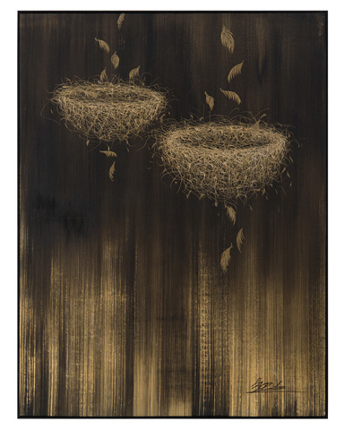 John Richard Collection - Wu Femi's Pair of Nests - JRO-2735