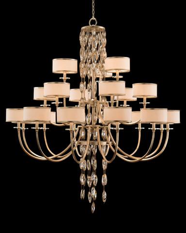 John Richard Collection - Twenty One Light Chandelier - AJC-8856