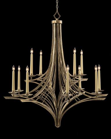 John Richard Collection - Twelve Light Chandelier - AJC-8864