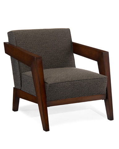 John Richard Collection - Cantilever Fauteuil Club Chair - AMF-1311V50-1029-AS