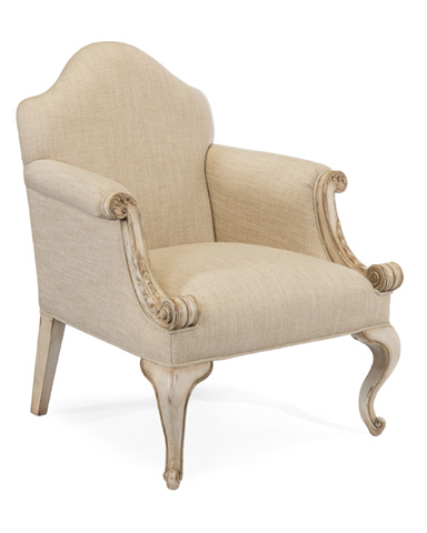 John Richard Collection - Queen Anne Tete A Tete Chair - AMF-1312V59-B290-AS