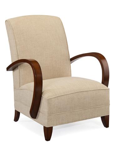 John Richard Collection - Alexa Mid-Century Club Chair - AMF-1327V50-B290-AS