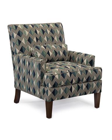 John Richard Collection - Track Arm Chair - AMQ-1101Q01-1018-AS