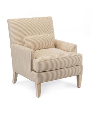 John Richard Collection - Track Arm Chair - AMQ-1101Q04-1030-AS