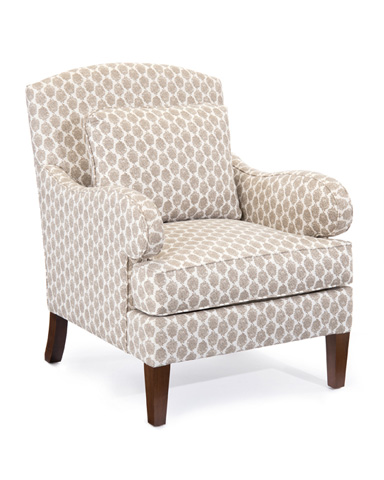 John Richard Collection - English Arm Chair - AMQ-1102Q01-1021-AS