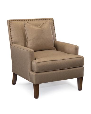 John Richard Collection - Track Arm Chair - AMQ-1107Q01-1023-AS