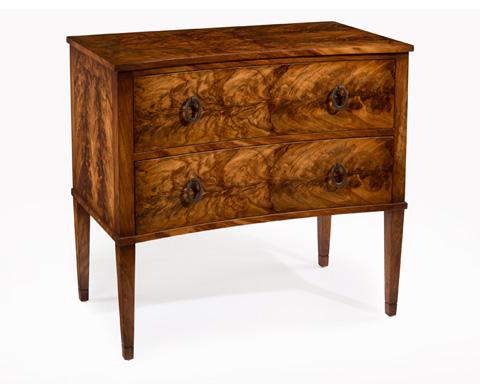 John Richard Collection - Gibb Entedua Two Drawer Chest - EUR-01-0224