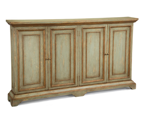 John Richard Collection - Shanty Four-Door Cabinet - EUR-04-0283