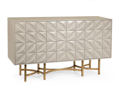 John Richard Collection - Ghost White Credenza - EUR-04-0312