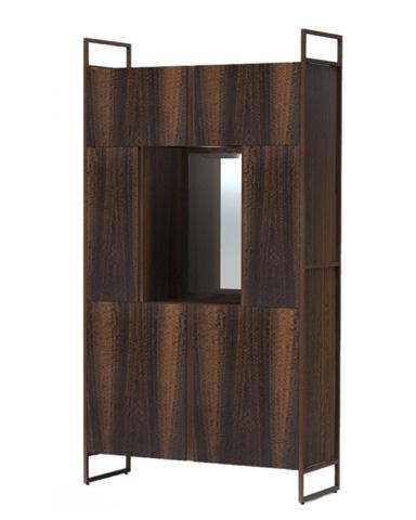 John Richard Collection - Floating Lighted Display Cabinet - EUR-04-0315