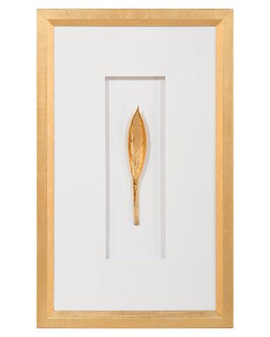 John Richard Collection - Gold Palm Paddle I - GBG-1128A