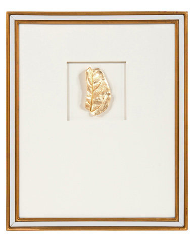 John Richard Collection - Gold Leaf Fragment VI - GBG-1136F