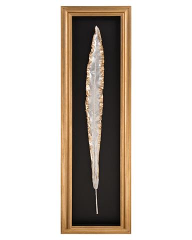John Richard Collection - Gilded Bird Of Paradise I - GBG-1144A