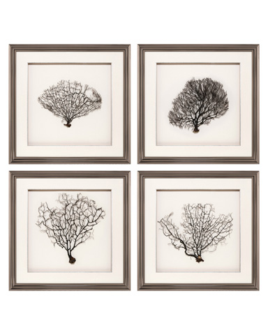 John Richard Collection - Natural Fan Coral I - GBG-1160S4