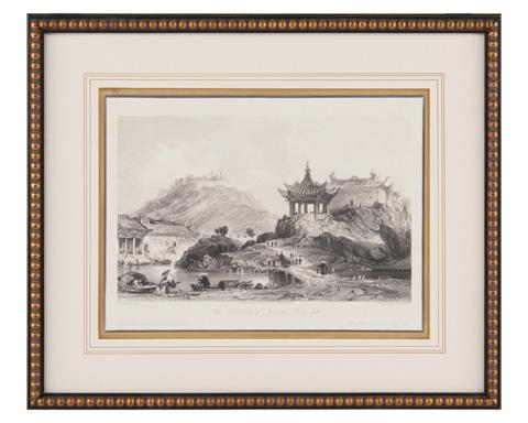 John Richard Collection - Scenes In China II - GRF-5615B