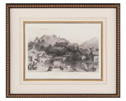 John Richard Collection - Scenes In China VI - GRF-5615F