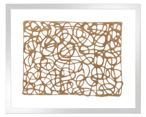 John Richard Collection - Antique Gold  Decograph I - GRF-5620D