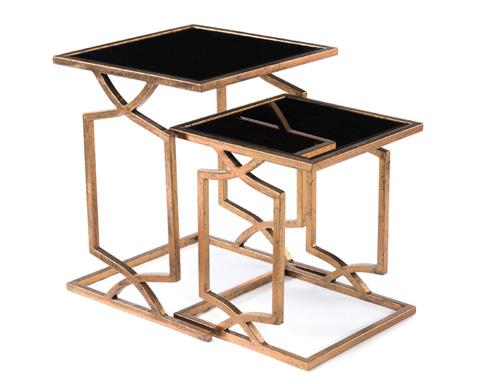 John Richard Collection - Set of Two Nesting Tables - JFD-0060