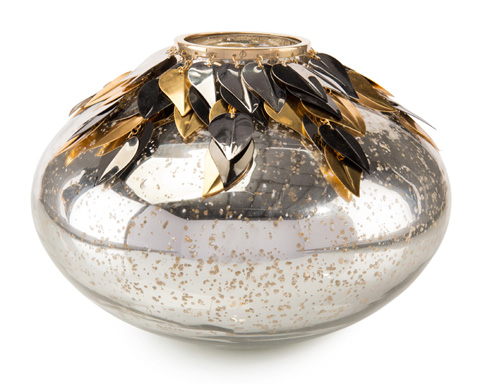 John Richard Collection - Showers Of Leaves Vase - JRA-10006