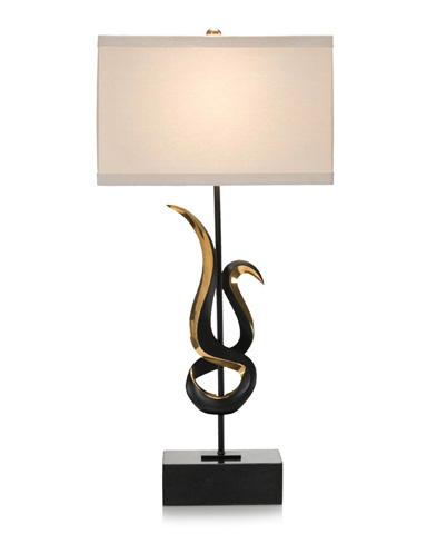 John Richard Collection - Free Form Table Lamp - JRL-9170