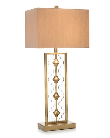 John Richard Collection - Moroccan Brass Table Lamp - JRL-9221